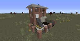 two story suburban house   WWNR buildings Minecraft Map & Project