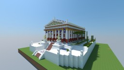 AC Odyssey Acropolis of Apollo Minecraft Map & Project