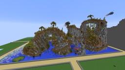 Pirate Isle Minecraft Map & Project