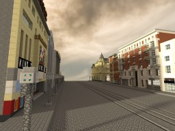 Berlin 1986 Minecraft Map & Project