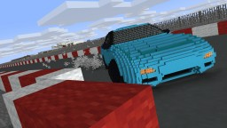 Nissan 240SX Minecraft
