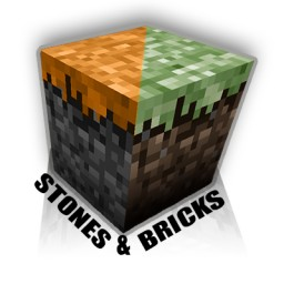 Stones & Bricks - The Missing Vanilla Blocks Minecraft Mod