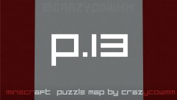 p.13 [Minecraft 1.13 Puzzle Map] Minecraft Map & Project