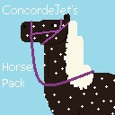 ConcordeJet's Horses Pack Minecraft Texture Pack