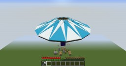 Parachute Datapack for 1.13 (136+ different color combinations) v1.1.1 Minecraft Data Pack