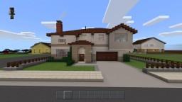 Suburban House 2 Minecraft