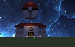 Pokemon - Pokemon Center Minecraft Map & Project