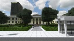 portland project - Portland Public Library Minecraft Map & Project