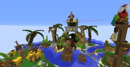 Uncharted - Open Seas Expansion 2 Minecraft Map & Project