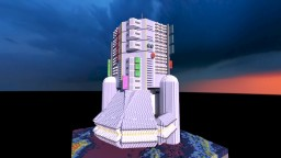 skycraper Minecraft Map & Project