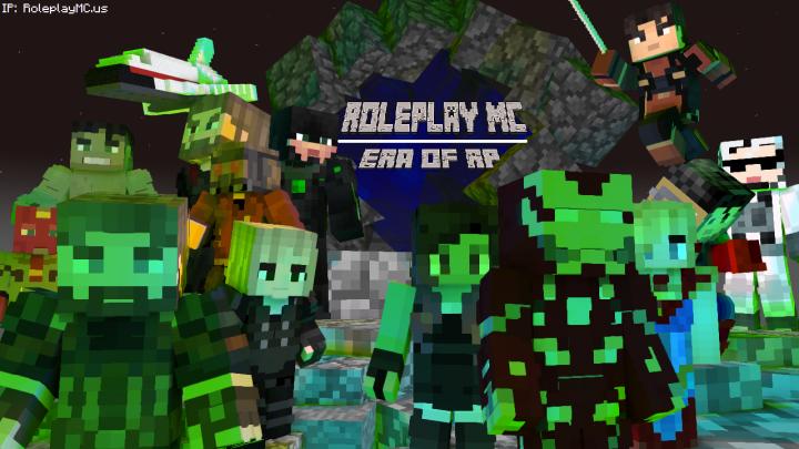 Roleplay MC Network Minecraft's Era Of Roleplay