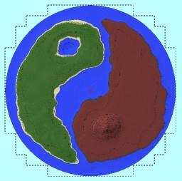 HalfIsland Minecraft Map & Project