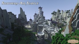 Southern Air Temple | Rokucraft Minecraft