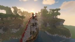 Desert island Minecraft