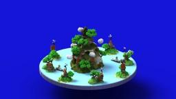 FarmFrenzy - WaterTown Minecraft Map & Project