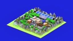 Spawn - RailwayCity Minecraft Map & Project