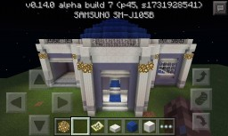 The Octagon Bungalow Minecraft Map & Project