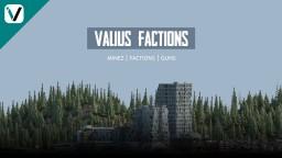 🏆|Valius Network | Factions - 🔫Guns - Zombies Minecraft Server