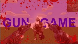 Gun Game in Vanilla Minecraft Minecraft Map & Project