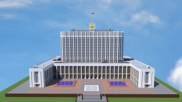 White House (Moscow) Minecraft Map & Project