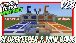2 Way Scorekeeper & Mini Game Bedrock Edition Minecraft Map & Project
