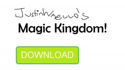 Justinwhello's Magic Kingdom Park (WIP) Minecraft Map & Project