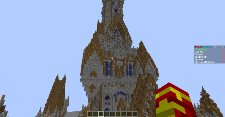 Need builders for my server minecraft blog for Blog builders