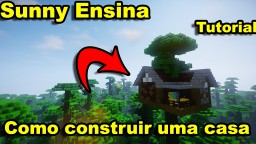 Casa na Arvore Minecraft Map & Project