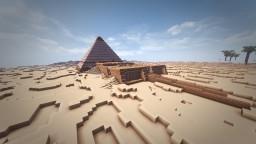 Kingdoms of Capuchin - Egyptian City Minecraft