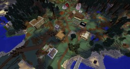 Epic Huge Server Survival Map!!! Minecraft Map & Project