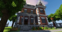 Victorian villa Minecraft Map & Project