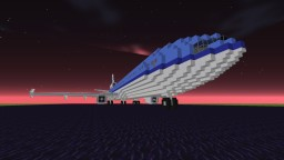 KLM McDonnell Douglas MD-11 Minecraft Map & Project