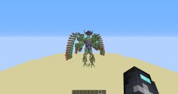 AVN-13-12 Minecraft Map & Project