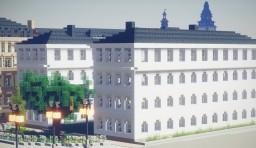 Johannesstift Gießen, Germany Minecraft