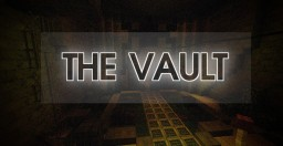 The Vault (Fallout Inspired) Minecraft Map & Project