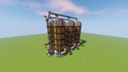 Medieval Silo Sixpack Minecraft