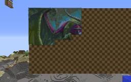 Green Dragon Ysera (World of Warcraft) Minecraft Map & Project