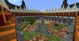 RoyalCourtyard Minecraft Map & Project