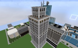 [Old] Building 37 Minecraft Map & Project