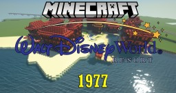 Walt Disney World - (1977) Minecraft