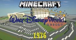 Walt Disney World - (1976) Minecraft