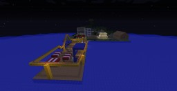 Grand Theft Auto Minecraft Map & Project
