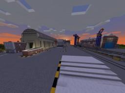 Shipyard ''Royal Society The Scheldt'' (KMS) Minecraft