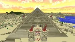 Nyarlathotep's Pyramid Minecraft Map & Project