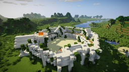 PvP Arena by ItsZel Minecraft Map & Project