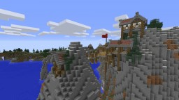 Mountain Village Minecraft Map & Project