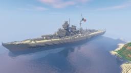 Bismarck 1:1 Minecraft