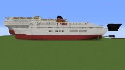 MS Spark - Koninklijke Nederlandse Lijn Minecraft