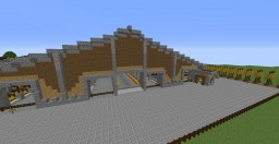 RLB Farm with redstone, cows and corn fields Minecraft Map & Project