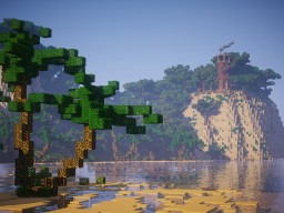 Projet Map Aventure Pirate : Jolly Roger [EN COURS] Minecraft Map & Project